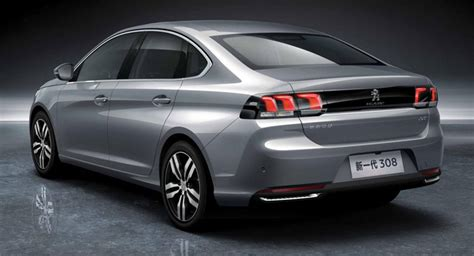 peugeot china the peugeot 308 sedan was developed specifically for china
