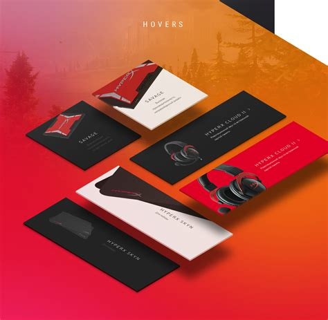 game design kingston kingston hyperx shop in shop on behance