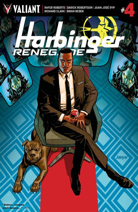 harbinger renegade volume 2 books preview harbinger renegade 4 from valiant comics