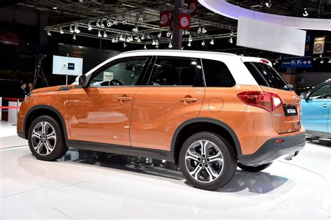 Suzuki Vitara New New Suzuki Vitara Compact Suv Could Be Mistaken For A