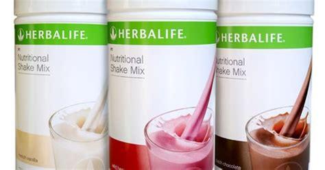 Shake Herbalife Penggemuk Badan supplement murah dan asli shake mix nutritional
