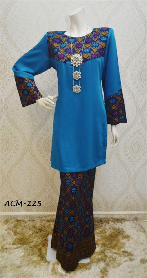 Baju Kurung Melayu Sarawak baju kurung adora clorette meisie acm221 acm229 acm371 acm375 saeeda collections