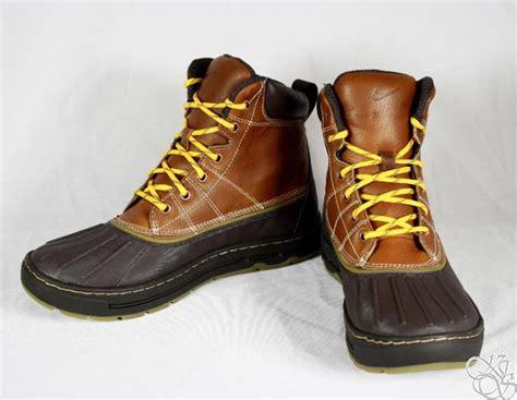 mens nike duck boots nike woodside light hiking duck boots mens