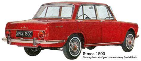 Simca Auto by Topworldauto Gt Gt Photos Of Simca 1300 Photo Galleries