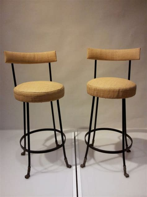 iron bar stools iron counter stools french iron bar stool pair traditional bar stools