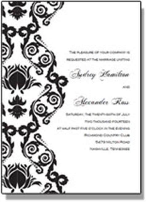 free black and white wedding invitation templates 40th birthday ideas free birthday invitation templates