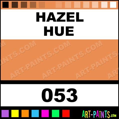 hazel colours acrylic paints 053 hazel paint hazel color caran d ache colours paint