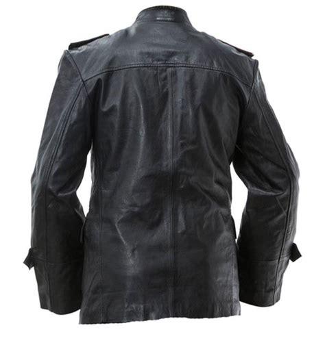 german black leather u boat jacket ww2 german leather u boat crew leather jacket