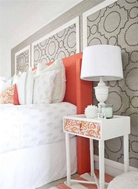 home decor coral 30 grey and coral home d 233 cor ideas digsdigs
