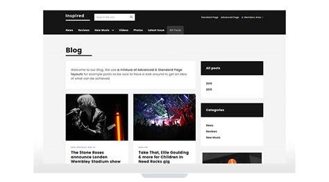 bootstrap umbraco themes umbraco cms starter kit with bootstrap theme inspired by
