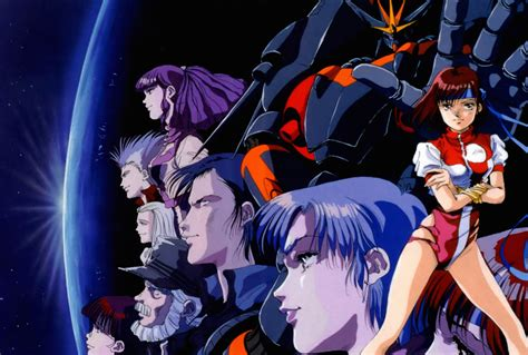 gunbuster anime review nefarious reviews