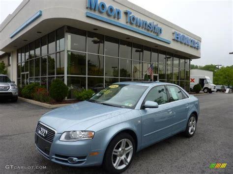 2006 audi a4 colors 2006 liquid blue metallic audi a4 2 0t quattro sedan