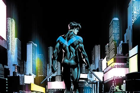 Dc Comics Nightwing 23 August 2017 warner bros is giving a nightwing to the lego