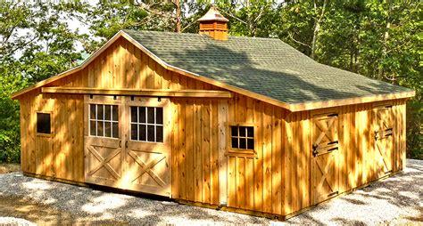 Prefab Garage Apartments modular barns prefab horse barns horizon structures