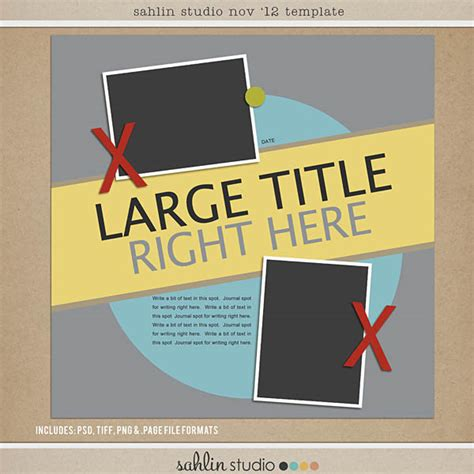 Advertisement Template advertisement inspiration 5 and template freebie sahlin