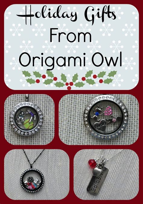 origami owl ideas for gifts origami custom jewelry and
