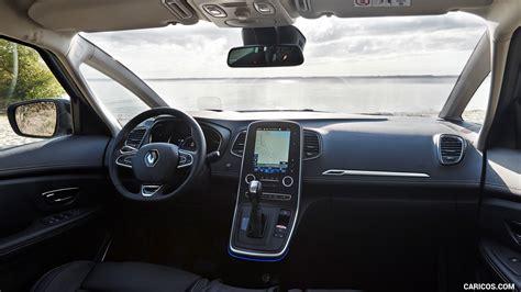 renault grand scenic 2017 interior 2017 renault grand scenic interior cockpit hd