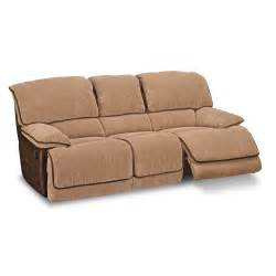 laguna dual reclining sofa camel value city furniture