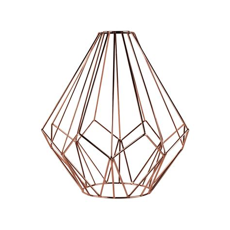 copper wire light fixture copper wire geometric ceiling light fitting