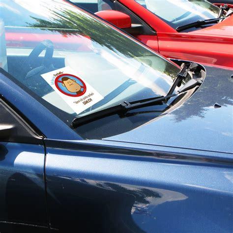 Aufkleber Gegen Falschparker Kaufen by D 228 Mlich Eingeparkt Wirksame Sticker Gegen Alle Falschparker