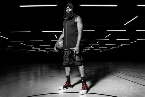 adidas james harden james harden and adidas debut the harden vol 1 sneaker xxl