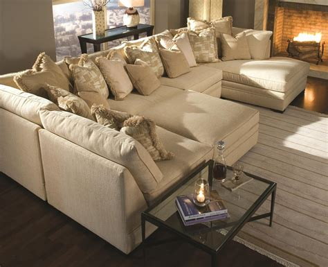 Wide Sectional Sofa Large Sectional Sofas With Chaise Pinteres