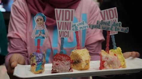 Rodeo Velvet Vidi Vini Vici vidi vini vici oleh oleh kekinian surabaya by vidi aldiano yuniari nukti