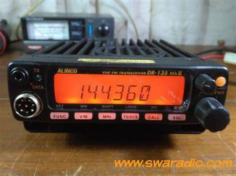 Bracket Icom 2200 Alinco Dr135mk3 Lokal dijual alinco dr135mk3 segel mic ems57 bracket ori swaradio