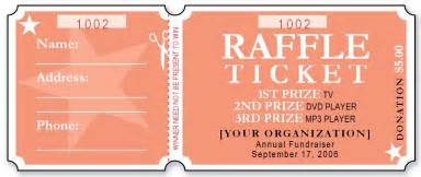 benefit ticket template doc 1022432 benefit ticket template print raffle tickets