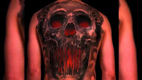3d skull tattoos designs 3d skull designs best 3d tattoos awesome tattoos