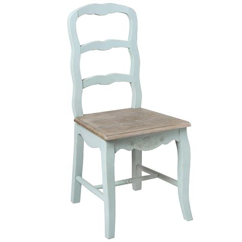 Dining Chairs Shabby Chic Duck Egg Shabby Chic Dining Chair Style Furniture