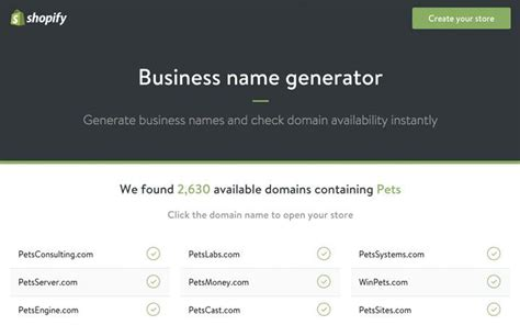 how to a name for your business 10 business name generator tools to find the