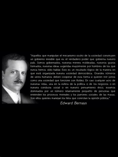 pinned by miguel angel pou edward bernays 01 quotes more pinterest