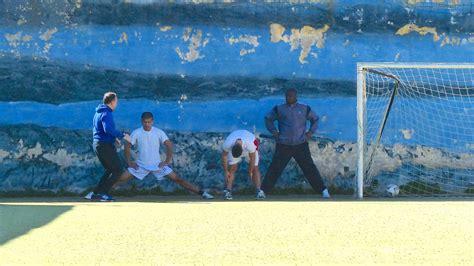 casa circondariale messina messina termina l esperienza della scuola calcio per i