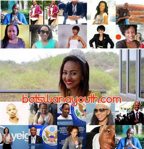 inspirational images youth 2015 botswana s top 20 most inspirational youth 2015