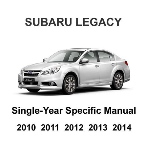 old car manuals online 1996 subaru legacy head up display service manual 2010 subaru legacy manual subaru legacy outback 2010 2012 repair service