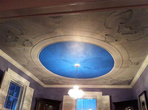 Home Decorators Nj by Dome Ceiling Mural Ct Marc Potocsky Mjp Studios 187 Mjp