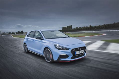 hyundai new new 271bhp hyundai i30 n to make debut at frankfurt