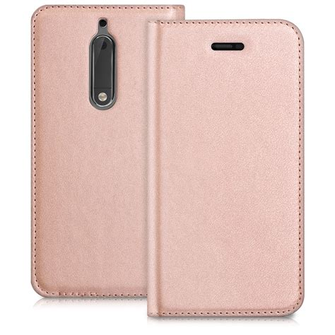 Nokia 5 Flipcase Flip Leather Cover Flipcover Ume Grade Ori flip cover for nokia 5 leather slim back shell mobile phone ebay