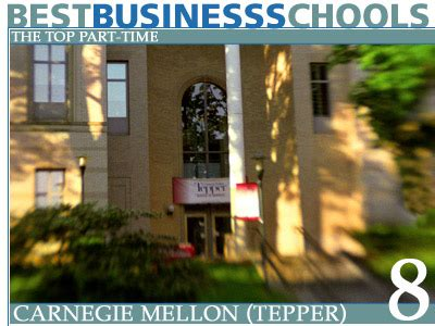 Carlson Part Time Mba Gmat by The Top Part Time Business Schools