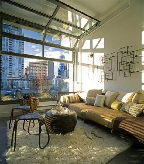 20 cool living spaces inside of garages 20 cool living spaces inside of garages