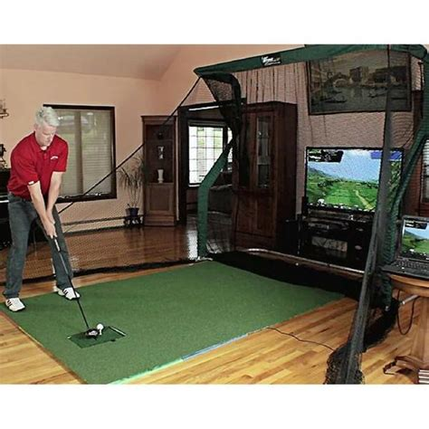 p3 pro swing vs optishot optishot 2 golf simulator the net return home series package