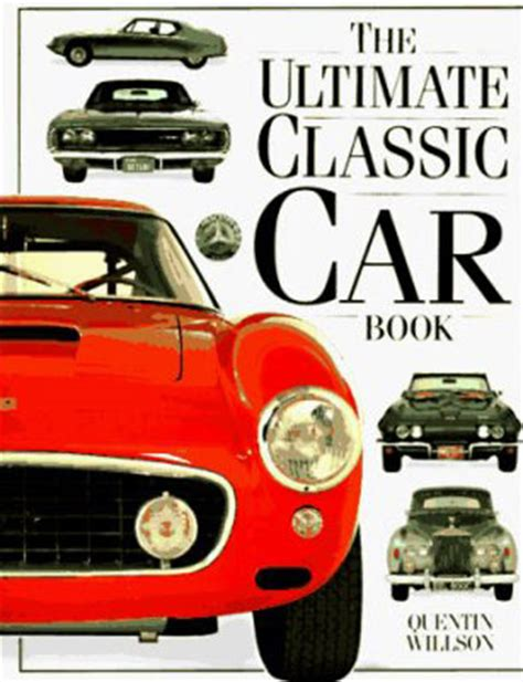 books about cars and how they work 2009 toyota rav4 seat position control ultimate classic car book cartype store