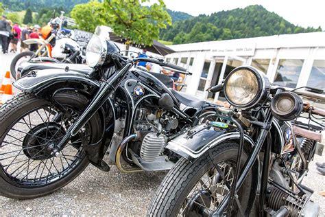 Motorrad Days Germany by Alt Und Neu Die Bmw Motorrad Days In Garmisch