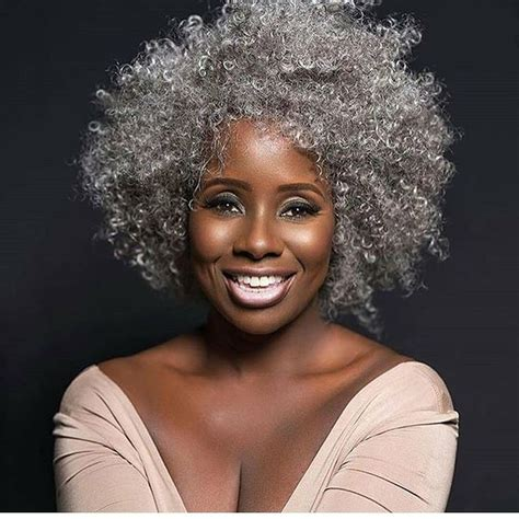 45 and over african natural gray hairstyles 1000 images about kinky coily sexy on pinterest black