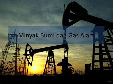 skripsi akuntansi minyak dan gas bumi minyak bumi dan gas alam