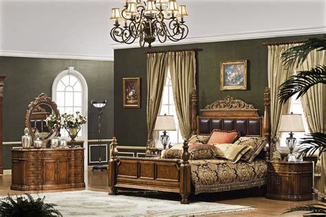 monaco bedroom set the monaco formal bedroom collection 11385 bedroom