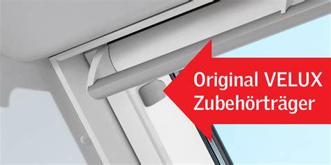 Velux Rollladen Einbau by Velux Plissee Und Faltstores F 252 R Dachfenster Velux