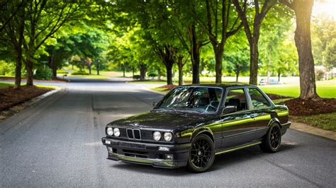bmw road bmw e30 road hd desktop wallpapers 4k hd