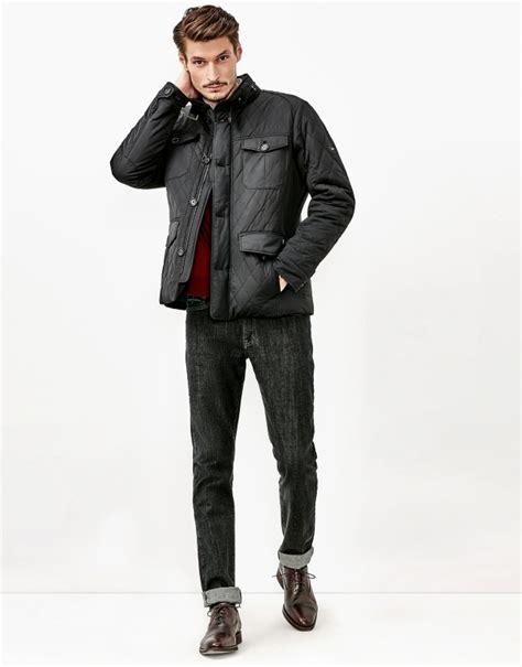 Jaket Hushkies black husky jacket coats and jackets roberto verino